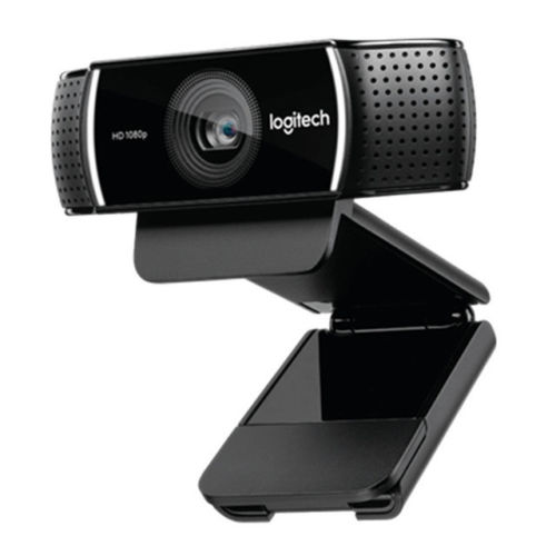 100  D origine Logitech C922 PRO Autofocus Webcam Microphone Int gr  Full HD Anchor Cam ra Avec tr pied2 - Webcam Logitech C922 originale avec trépied inclus